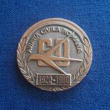 Medalie Aviatia civila romana 1980