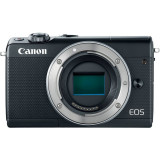 Aparat foto Mirrorless Canon EOS M100, 24.2 MP, Black Body