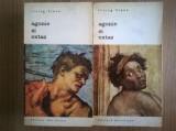 Irving Stone – Agonie si extaz {2 volume, Col. Biblioteca de arta}
