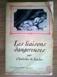 Choderlos de Laclos - Les liaisons dangereuses
