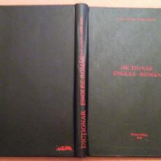Dictionar Englez-Roman. Teora, 1993 (70.000 cuv.) - Leon Levitchi, Andrei Bantas