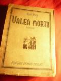 Karl May - Valea Mortii - Ed.R.Cioflec 1947 ,trad. Al. Iacobescu, Karl May