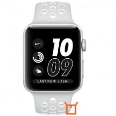 Apple Watch Series 2 Sport Nike Plus 42mm Alluminium Case Alb
