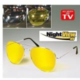 Set cu 2 bucati ochelari de noapte Night View