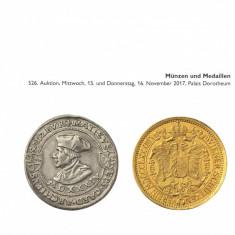 Dorotheum 2017 catalog monede