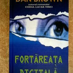 Dan Brown - Fortareata digitala {Cartonata}