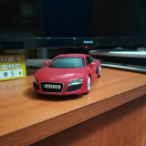 Macheta auto Audi R8 scara 1:24, Maisto