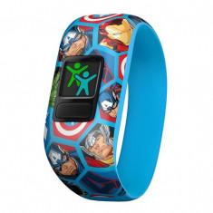 Bratara Fitness Garmin Vivofit Junior 2 Marvel Avengers