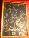 Supliment de Pasti 1937 la Realitatea Ilustrata - Inveseliti-va de Pasti !