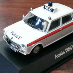 Macheta Austin 1800 MK2 Politia UK - noua, Atlas 1/43