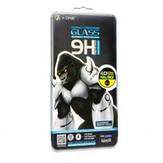 Folie Sticla Full Face Samsung Galaxy S8 Plus X-One Neagra Model Nou - CM10861