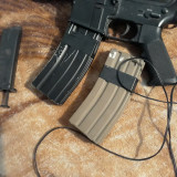 Arma airsoft M4