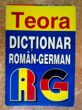 I. Sireteanu, E. Tomeanu - Dictionar roman-german de buzunar