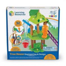 Set STEM - Casuta din copac Learning Resources