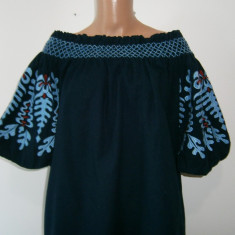 Bluza-rochie dama casual Zara, mar S, in stare foarte buna!