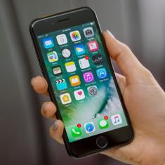 IPhone 7 Plus 128GB negru mat, Negru Jet, Neblocat