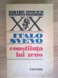 Italo Svevo – Constiinta lui Zeno