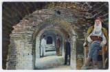 288 - ADA-KALEH, Romania, Catacombs and Muslim - old postcard - unused, Necirculata, Printata