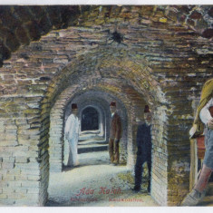 288 - ADA-KALEH, Romania, Catacombs and Muslim - old postcard - unused, Necirculata, Printata
