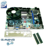 Oferta! Kit Placa de baza + Intel Quad Core X5460 3.16GHz+4GB DDR3 +GARANTIE !!!, Pentru INTEL, LGA775, DDR 3