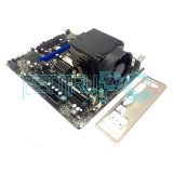 Kit Placa de baza MSI + Intel Core 2 Duo E7500 2.93GHz + 4GB DDR3 + GARANTIE !!!, Pentru INTEL, LGA775, DDR 3