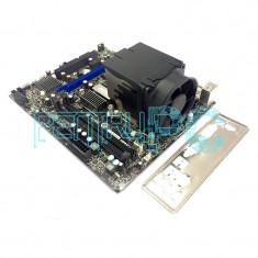 Kit Placa de baza MSI + Intel Core 2 Duo E7500 2.93GHz + 4GB DDR3 + GARANTIE !!!, Pentru INTEL, LGA775, DDR 3