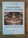 EXPLICAREA SFINTEI LITURGHII de NICODIM MANDITA , 1997