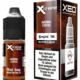 Lichid Tigara Electronica Premium Xeo Coffee, Nicotina 6mg/ml, 70%VG si 30%PG, Fabricat in Germania
