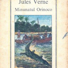 Minunatul Orinoco - Jules Verne