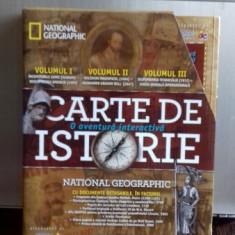 CARTE DE ISTORIE. O AVENTURA INTERACTIVA - MARCUS COWPER 3 VOLUME