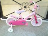 "Barbie / Pink / / bicicleta copii 12"" (2-5 ani)"