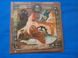 VINIL MUZICA RELIGIOASA-ROMANIAN CHRISTMAS CAROLS, electrecord