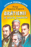 Bratienii in istoria romanului - Petru Demetru Popescu