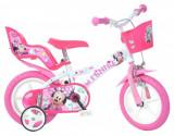 Bicicleta copii 12 Minnie, Dino Bikes