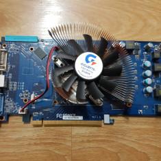 Vand placa video ATI HD 3870 512mb pe 256Biti cu adaptor HDMI 100lei, PCI Express, 512 MB, AMD, Gigabyte