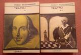Teatru. 2 Vol. Colectia Lyceum - William Shakespeare