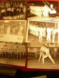 Set 10 Fotografii Echipa Romaniei la Cam,pionate Mondiale Lupte Greco-Romane