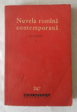 Nuvela romana contemporana - Culegere - vol 1 (bpt 247)