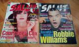Lot cinci reviste tineri Salut, Popcorn, Liceenii, Clanul liceenilor 1998-2000
