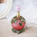 Sticla parfum cu tija pentru aplicare / vintage - 30 ml - NOUA!!!