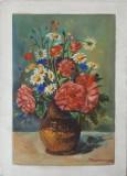 Tablou Diaconu Dumitru Flori 12 - 34.4 x 25.0 cm