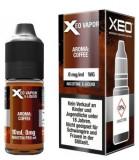 Lichid Tigara Electronica Premium Xeo Coffee, Fara Nicotina, 70%VG si 30%PG, Fabricat in Germania