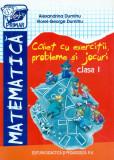 Matematica. Caiet cu exercitii, probleme si jocuri clasa I