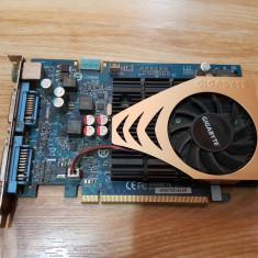 Vand placa video Gigabyte GeForce 9500GT 512MB 128Biti la 50lei, PCI Express, 512 MB, nVidia