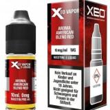 Lichid Tigara Electronica Premium Xeo American Blend Red Tobacco, Nicotina 6mg/ml, 70%VG si 30%PG, Fabricat in Germania
