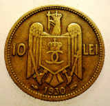 2.791 ROMANIA CAROL II 10 LEI 1930 PARIS