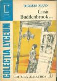 Casa Buddenbrook (vol. I-III) - Thomas Mann
