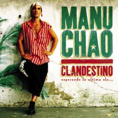 Manu Chao Clandestino (cd)