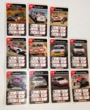 Lot cartonase vechi Rallye - autoturisme Top Ass