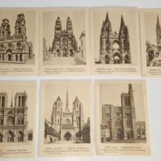 Lot cartonase vechi Franta - reclama medicamente - Solution Pautauberge